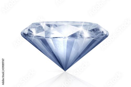 Doppelrollo mit Motiv - Diamant 6 (von K.-U. Häßler)