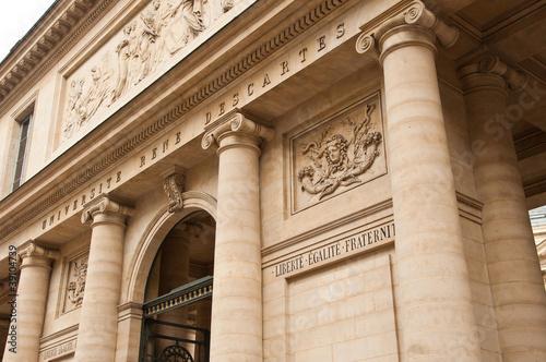 Foto Université René Descartes à Paris