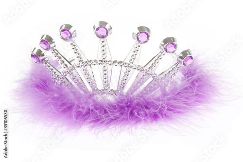 Fotografie, Tablou  jolie couronne de princesse