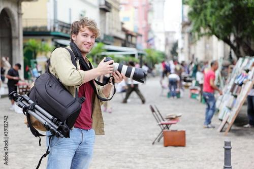 Photo Travel photographer, Havana, Cuba