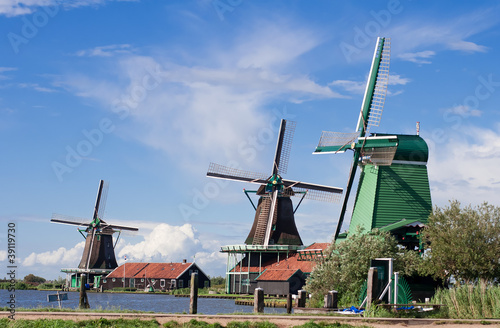 Photo  Mills in Holland