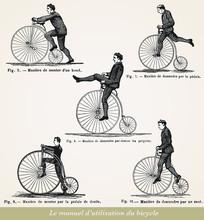 Manuel D'utilisation Du Bicycle
