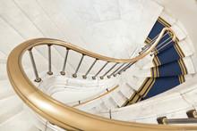 White Stairs.