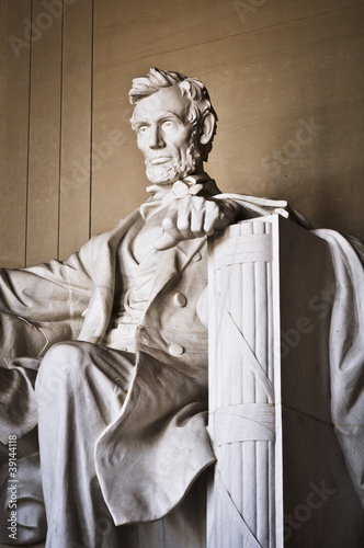 фотография  Lincoln Memorial in Washington DC