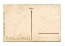 "Vintage Postcard ""Cupid And Ps..."