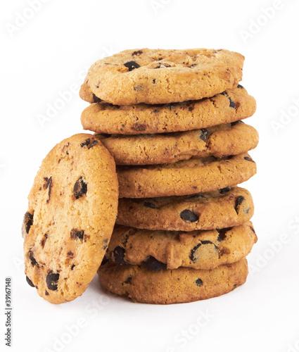 Garden Poster Cookies Chocolate cookies