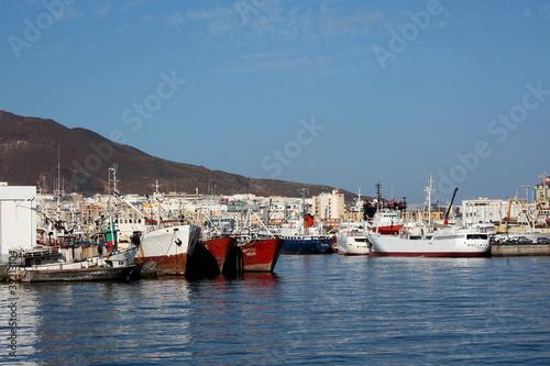 Hafen Las Palmas
