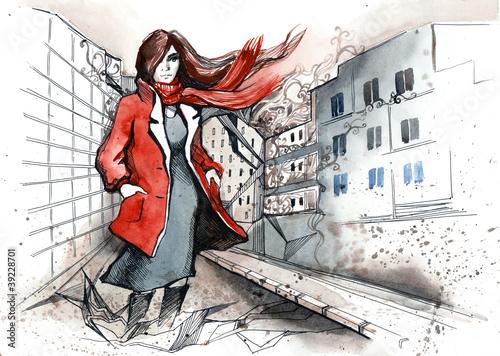 kobieta-miejska