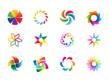 0107 Color Cycle Icons