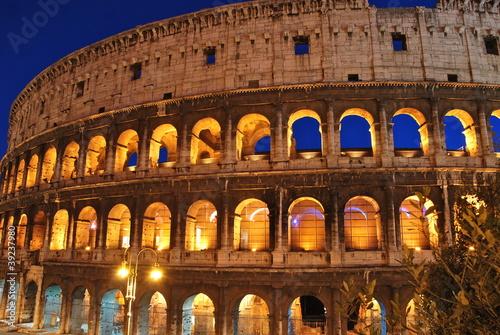 Fotografia, Obraz  Colosseo, Roma