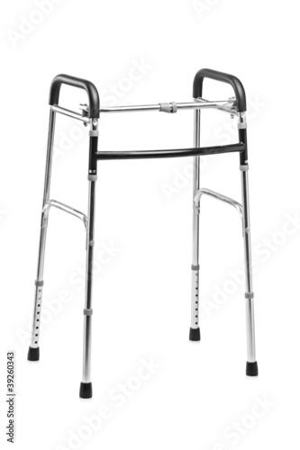 Photo  Studio shot of a walker, orthopedic equipment