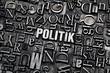 Leinwandbild Motiv politik