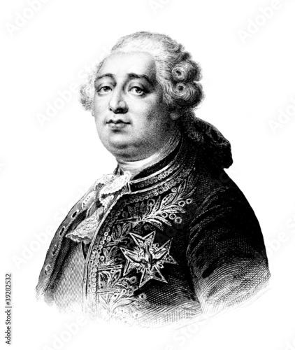King Louis XVI Canvas Print