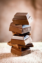 Staple Chocolate Tower