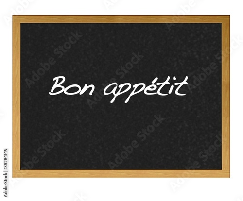 Valokuva Bon appétit.