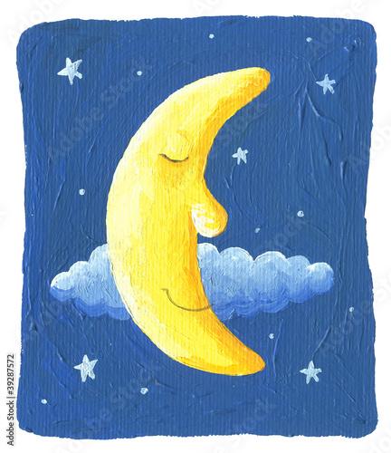 sleepy-moon-i-gwiazdy-na-niebieskim-tle