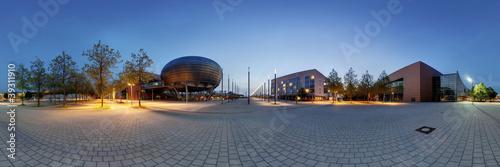 Fotografia  EXPO-Plaza Hanover. 360° Panorama.