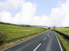Road Over North Yorkshire Moor...