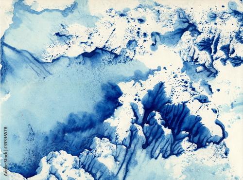 abstrakcjonistyczna-akwarela-malujacy-tlo