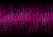 canvas print picture - Equalizer digital color display