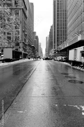 Foto op Plexiglas Chicago 6 avenue - New York