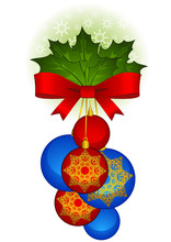 Christmas Balls Decoration Hap...