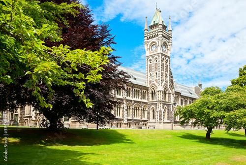 Photo  University of Otago