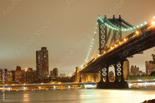 Foto op Aluminium Beijing Manhattan bridge