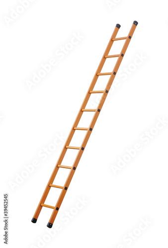 Obraz na plátně Ladder (Clipping path!)