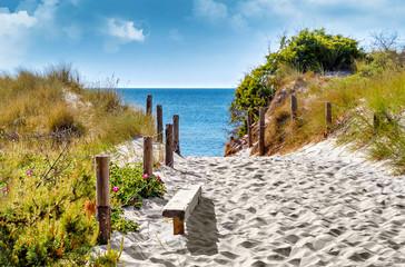 Fototapeta Morze Ostseeküste