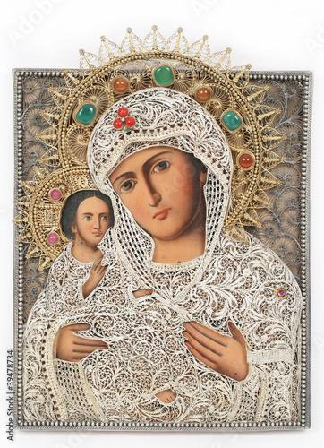 ikona-madonna-mary-w-jerozolimie-i-dziecko-jezus-chrystus