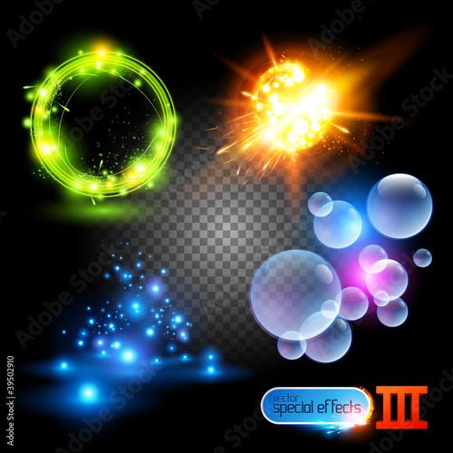 Fotografie, Obraz  Vector Special Effects