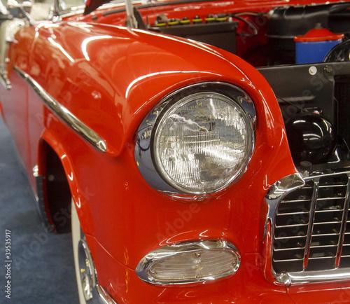 In de dag Vintage cars Classic American Iron