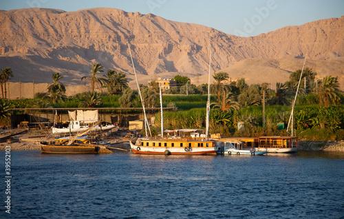 Fotografie, Obraz  Croisière sur le Nil