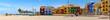 canvas print picture - Strandpromenade