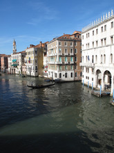 Summer In Venice, Grand Canal, Italy