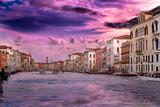 Zmierzch przy Wenecja w waniliowym niebie - 39555996