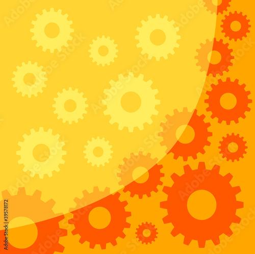 Fotografie, Obraz  Industrial background