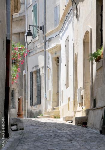 Fototapety, obrazy: vieille rue d'Arles