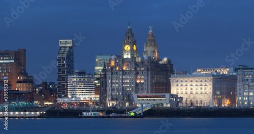 Liverpool City View