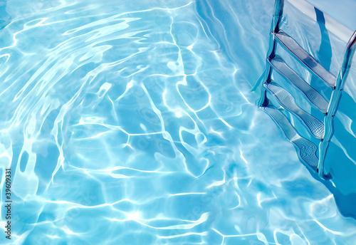 Obraz na plátně swimmingpool