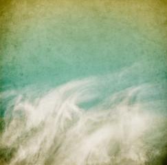 FototapetaWispy Vintage Clouds