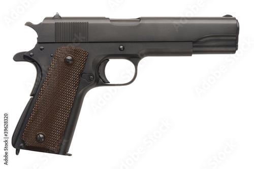 Fototapeta Unissued Military Pistol 1911A1