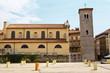 Old Church and Bell Tower in Rijeka, Croatia