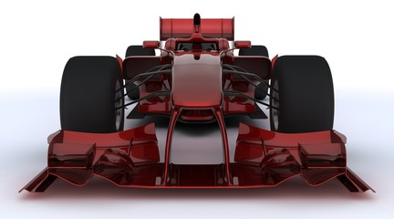 FototapetaFormula one car