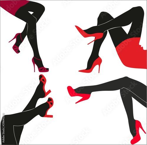 wektorwe-kobiece-nogi-w-czerwonych-szpilkach