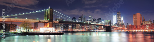 Photo  New York City panorama