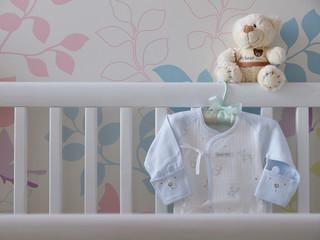 łożeczko dla niemowlaka