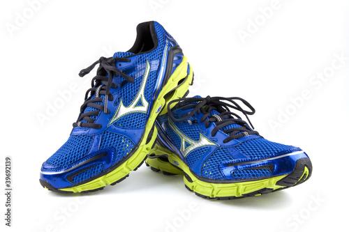 Fotografie, Obraz  Joggingschuhe Laufschuhe Sportschuhe Schuhe