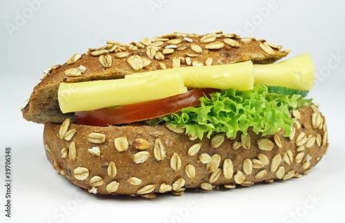 Photo  Käse-Sandwich I